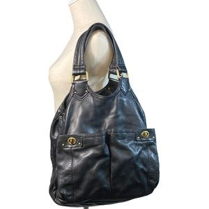 🔥sale🔥 Marc by Marc Jacobs black leather satchel